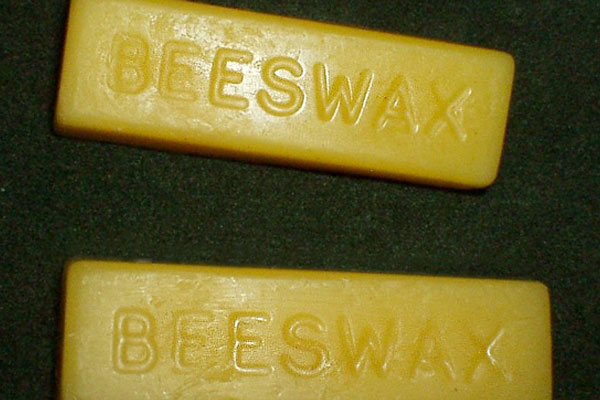 Hebert Honey - Beeswax Blocks