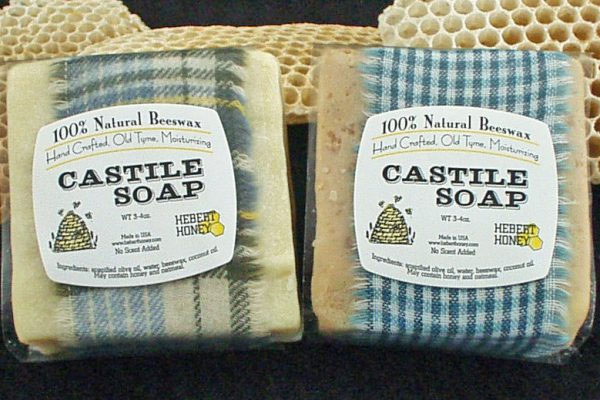 Hebert Honey - Castile Soap