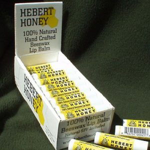 Hebert Honey - Beeswax Lip Balm